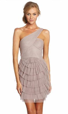 cocktail dress- would be great in black