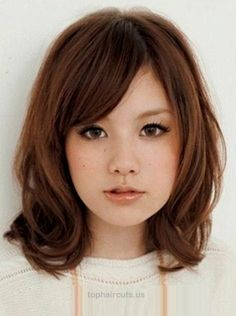 Medium Length Hairstyles for Teenage Girls with Round Faces… Medium Length Hairstyles for Teenage Girls with Round Faces http://www.tophaircuts.us/2017/05/15/medium-length-hairstyles-for-teenage-girls-with-round-faces/