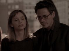 ally mcbeal. larry paul.