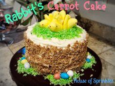 House of Sprinkles: Rabbit's Carrot Cake