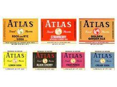 Vintage Bargains - Label Collections