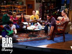 This show is really funny and intelligent.  Not to mention, I see all the physicists I used to work with in these guys!