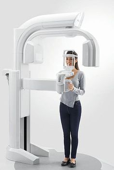Acteon WhiteFox Satelec | Dental X-ray scanner with panoramic digital radiography system. Designed at frog design.