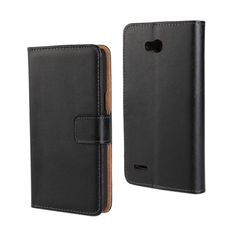 >> Click to Buy << New 2015 Genuine Leather Case For LG L80 D380 D375 Vintage Phone Bag Wallet Style With Stand Card Holders Free shipping IDOOLS #Affiliate