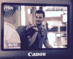 Jamie Dornan leaving Vancouver today, June 30 @50GreyTrilogy