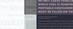 A nice natural sans serif - Ideal Sans Fonts | H&FJ