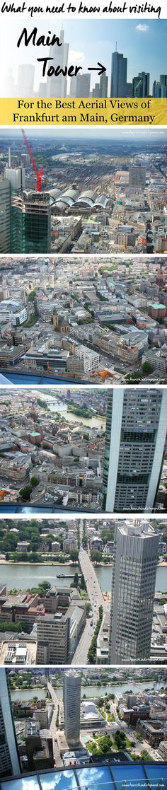 What you need to know about visiting Main Tower • Frankfurt, Germany • Tourist is a Dirty Word Blog