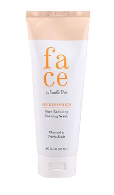 SEEDLESS SKIN-Pore-Perfecting Facial Exfoliator – Camille Rose Naturals #CelluliteWrap Causes Of Cellulite, Cellulite Cream, Reduce Cellulite, Anti Cellulite, Cellulite Exercises, Cellulite Remedies, Stomach Remedies, Cellulite Workout, Skin Firming Lotion