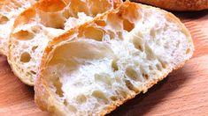 🔴Σπιτικό Ψωμί Τσιαπάτα Ιταλική κουζίνα Pitaya, Bread, Baking, Sweet, Bread Types, Loaf Bread Recipe, Gastronomia, Oven, Recipes