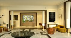 World's Most Stunning Hotel Lobby Designs http://parisdesignagenda.com/worlds-stunning-hotel-lobby-designs/ #design #hotel #Travel #decoration #hospitality #interiordesign