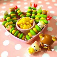 お弁当 枝豆 ピック かわいい おかず Bento Recipes, Cooking Recipes, Cute Food, Yummy Food, Kids Cafe, Lunch Meal Prep, Edamame, Dinners For Kids, Food Pictures