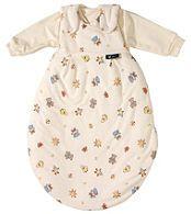 Alvi Schlafsack Baby Mäxchen, Jersey, Kuscheltiere