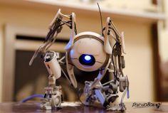 3D Printed Atlas from Portal 2 via Reddit user  Proteon