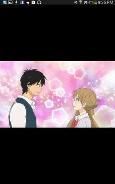 o.o Kurumi and Kazehaya