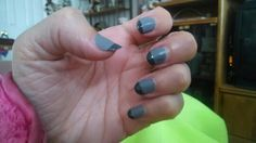 Shades of grey tips