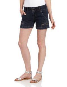 Calvin Klein Jeans Women's Side Cargo Short Price:$29.97 & FREE Shipping