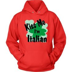 Kiss me I'm Italian T-shirt