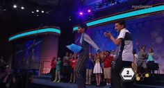 ruthless spelling bee left hanging co champions trending #GIF on #Giphy via #IFTTT http://gph.is/1WRFoJo
