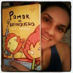 #selfiebook com Pomar de brinquedo