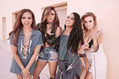 Little Mix Glory Days Photoshoot