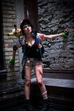 Apocalypse Survivor Ash by Maddy Joy Cosplay