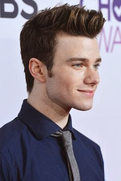 Chris Colfer--singer, actor, director, and writer
