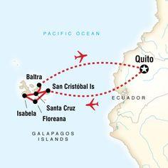GEEO Galapagos Program - Jul 12-21, 2014
