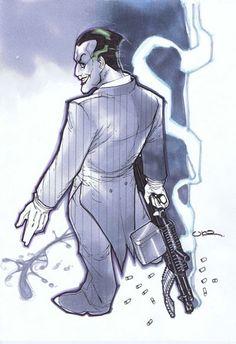 Joker Art | Artist Unknown