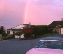 Pink mustang & pink sky aesthetic pictures, aesthetic photo, photography names, product photography Sky Aesthetic, Aesthetic Images, Aesthetic Collage, Retro Aesthetic, Aesthetic Photo, Rainbow Aesthetic, Aesthetic Quiz, Pink Tumblr Aesthetic, Aesthetic Roses
