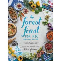 The Forest Feast for Kids is at Target!! (Hardcover)