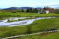 Because Þingvellir National Park. | 25 Reasons Why You Should Peace Out And Go Photograph Icelandhttp://www.wallacetravelgroup.ie/holidays/iceland-holidays.189.html
