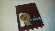 "Vintage 1970 University Of Arkansas ""RAZORBACK"" Yearbook - Volume 73 - NICE!!"