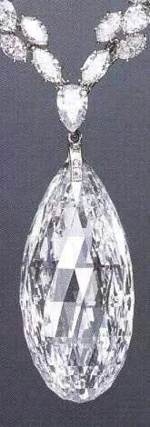 Briolette Diamond of India