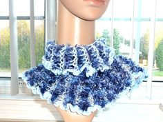 Items similar to SALE Crocheted Cowl Hoodie - Reversable Blue Eyelash and Soft Blue on Etsy Crochet Baby Sweater Pattern, Baby Sweater Patterns, Crochet Pillow Pattern, Crochet Mandala Pattern, Crochet Basket Pattern, Granny Square Crochet Pattern, Crochet Jacket, Crochet Hoodie, Crochet Projects To Sell