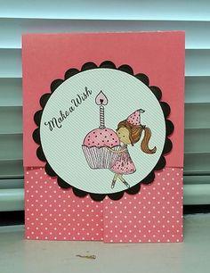Birthday Wish - Double Dutch Fold