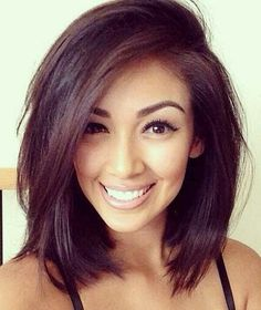 One of the best layered bob for older women styles is definitely the long bob style. Long bob is very chic, simple, yet elegant. Long bob is very. 2015 Hairstyles, Stacked Hairstyles, Trendy Hairstyles, Anime Hairstyles, Wedding Hairstyles, Hairstyles For Round Faces, Plus Size Hairstyles, Pinterest Hairstyles, Summer Hairstyles