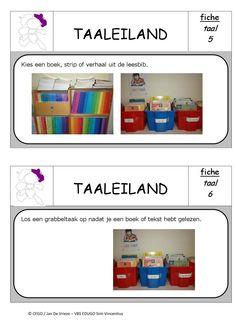 Taaleiland opdrachten 3 21st Century Skills, Classroom, Teaching, Education, Archipelago, Index Cards, Class Room, Onderwijs, Learning