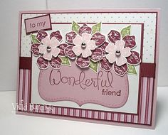It's a Stamp Thing: Wonderful Friend Set