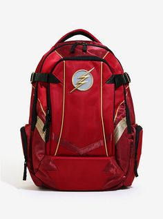 DC Comics The Flash Tonal Backpack,
