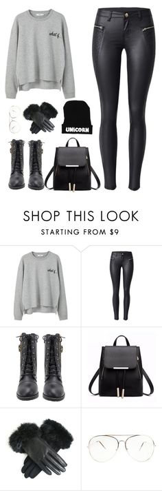"""Leia"" by aemun-ahmad ❤ liked on Polyvore featuring MANGO"