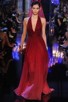Foto ESCH2014 - Elie Saab Couture Herfst 2014 (1) - Shows - Fashion - VOGUE Nederland