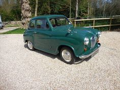 1955 Austin A30 Saloon (Credit/Debit Cards Accepted) (picture 1 of 6)