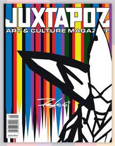 Juxtapoz Magazine Covers