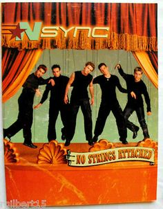 N Sync - ahh the good ol days Dancing in your chair in english4 to N sync hell yeah you're a 90's kid. Rock that shit! <3 #90'sKid