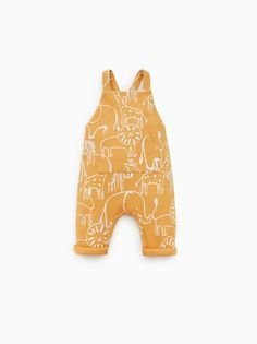GIRAFFE OVERALLS-NEW IN-MINI | 0-12 mth-KIDS | ZARA United States