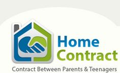 Home Contract ~ Contracts Between Parents & Teenagers | http://www.homecontract.org/teen-contracts/