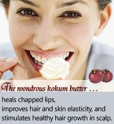 8 Amazing Benefits of Kokum Butter That Has Everyone Talking Diy Body Butter, Kokum Butter, Aromatherapy Benefits, Lotion Recipe, Diy Hair Care, Healthy Hair Growth, Cleaners Homemade, Skin Elasticity, Beauty Recipe