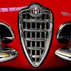 alfa romeo. ok it is not Porsche!