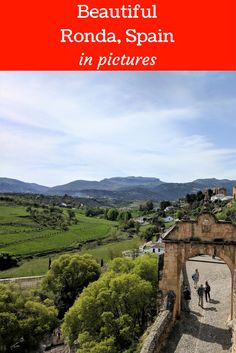 pictures of Ronda, Spain. Most beautiful places. Where to go in Spain with kids