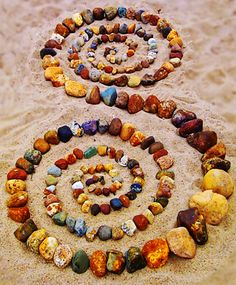 The symbol of the Wise Woman tradition is a spiral. A spiral is a cycle as it moves through time.A spiral is movement around and beyond a circle, always returning to itself, but never at exactly the same place. Spirals never repeat themselves.... ~Susun Weed